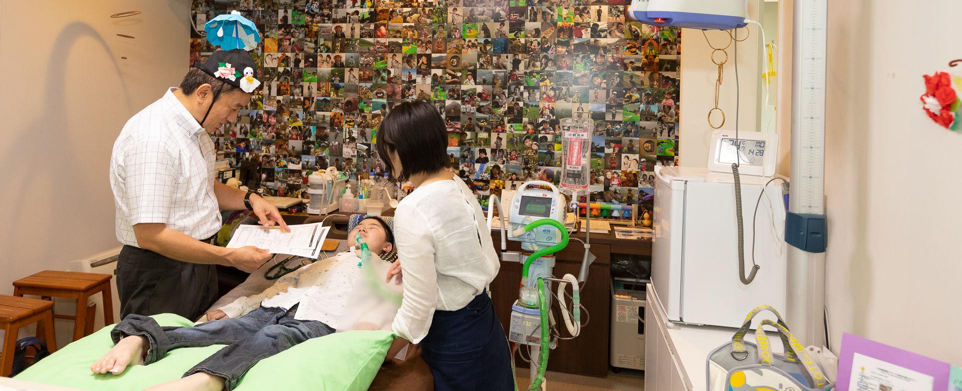 小児の在宅医療