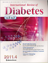 International Review of Diabetes 2011年4月号(Vol.3 No.2)